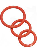 Red Nitrile C Ring Set
