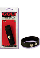 Colt Leather - Adjustable 3 Snap