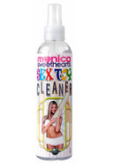 Monica Sweethearts Toy Cleaner 4oz