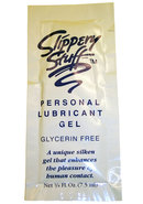 Slippery Stuff Smpl 1/4 Oz Gel