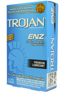 Trojan Enz Lubricated 12`s