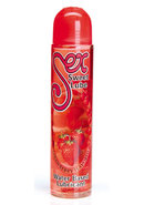 Sex Sweet Lube Strawberry