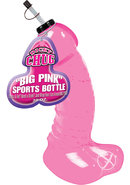 Dicky Chug Big Pink Sports Bottle