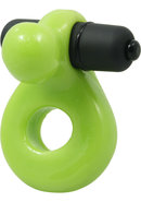 Glo-glo A Go-go Glo Ring Lime (disc)