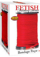 Ff Bondage Rope 200ft Red