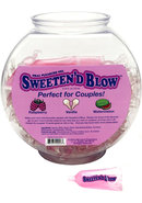 Sweeten D Blow 3 Flavors 72/bowl