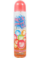 Sex Sweet Lube 6.7oz - Bubble Gum