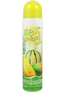 Sex Sweet Lube 6.7oz - Mango Melon
