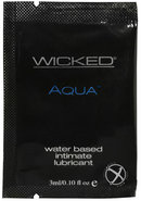Wicked Aqua Unscented Foil 144/bag