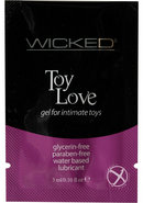 Wicked Toy Love Foil 144/bag