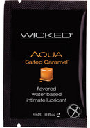 Wicked Aqua Salted Caramel Foil 144/bag