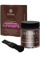 Dona Body Paint Chocolate Mousse 2oz