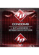 Id Studded Condoms 3 Pack