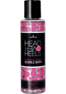 Head Over Heels Bubble Bath Passion 8oz