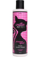 Smitten Intimate Shave Cream Passion 8oz