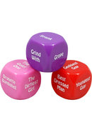 Girly Nights Double Dare Dice