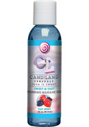 Candiland Sweetntart Warmgel Tartberry-b