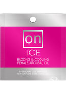 On Ice Ampule Packet