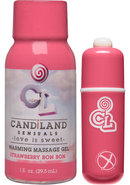 Candiland Sugar Buzz Set Strawberry