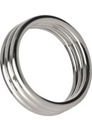 Ms Echo1.75 Steel Triple Ring