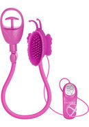 Advanced Butterfly Clitoral Pump Pink