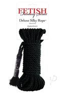 Ff Deluxe Silk Rope Black