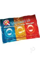 Liquored Up Pecker Gummy Rings 3pk