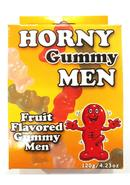 Horny Gummy Men