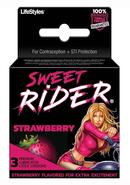 Sweet Rider Strawberry 3`s