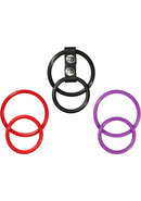 Interchangeable Rubber C Ring Set