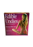 Edible Undies Female Passion Fruit