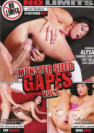 Monster Sized Gapes 07