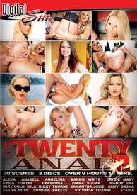 Twenty Anal 02 {3 Disc Set}