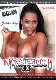 Monstercock Trans Takeover 33