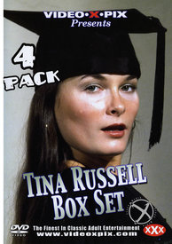 Tina Russel Box Set {4 Disc}