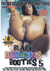 4hr Black Bubblicious Booties 05