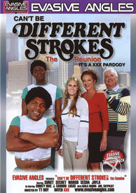 Cant Be Different Strokes Parody