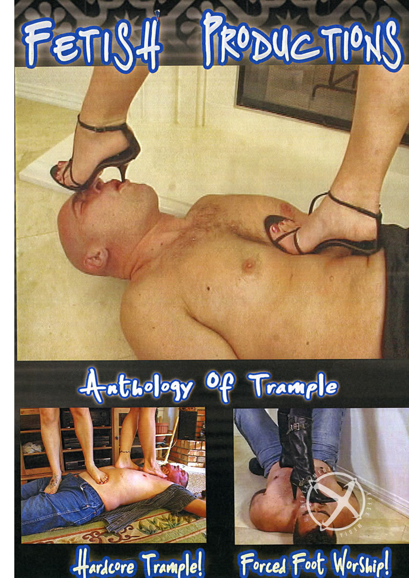 Foot Worship Fantasies Anthology Of