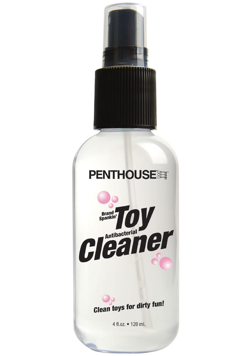 Brand Spankin Toy Cleaner