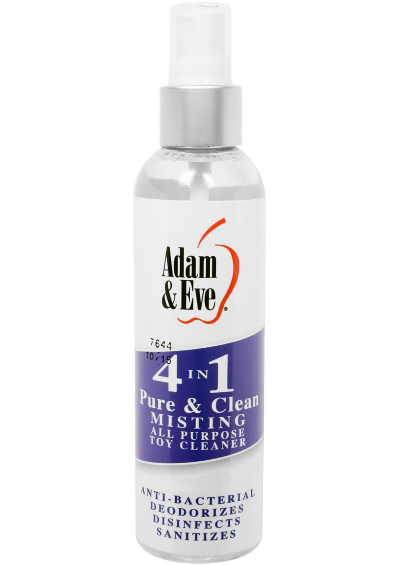 4 In 1 Pure And Clean Misting Cleaner 4oz