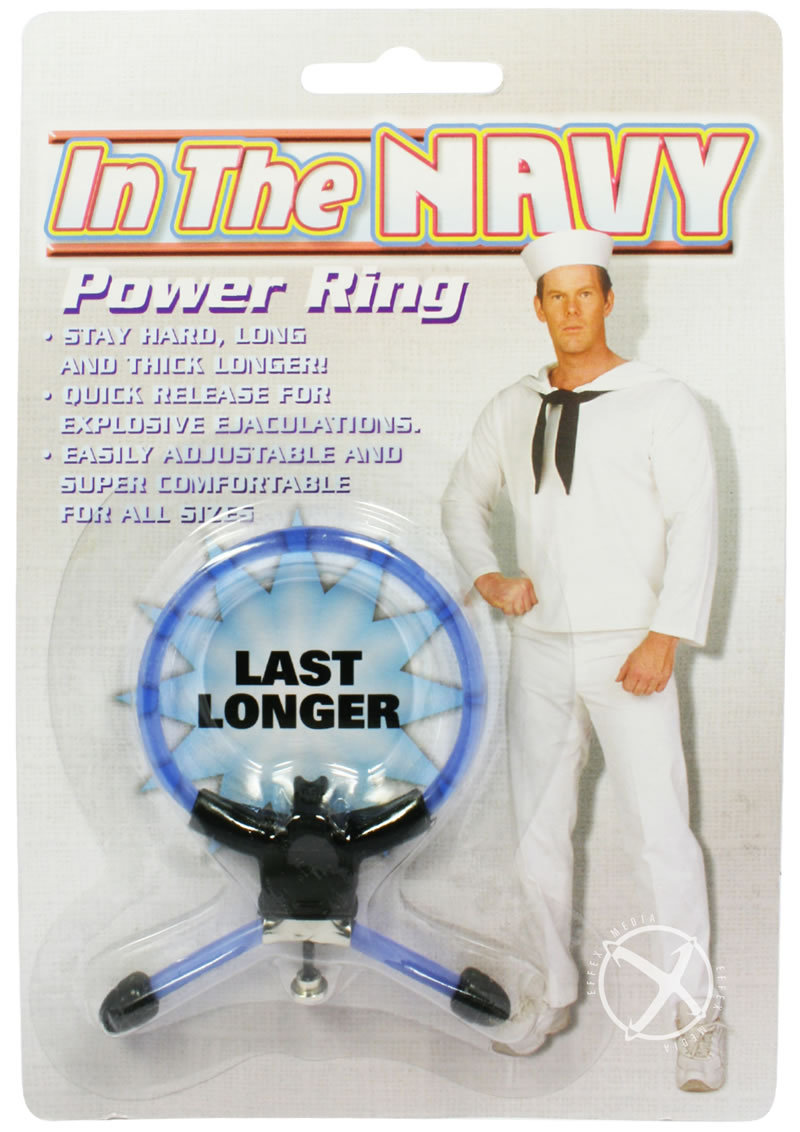 In The Navy Power Ring