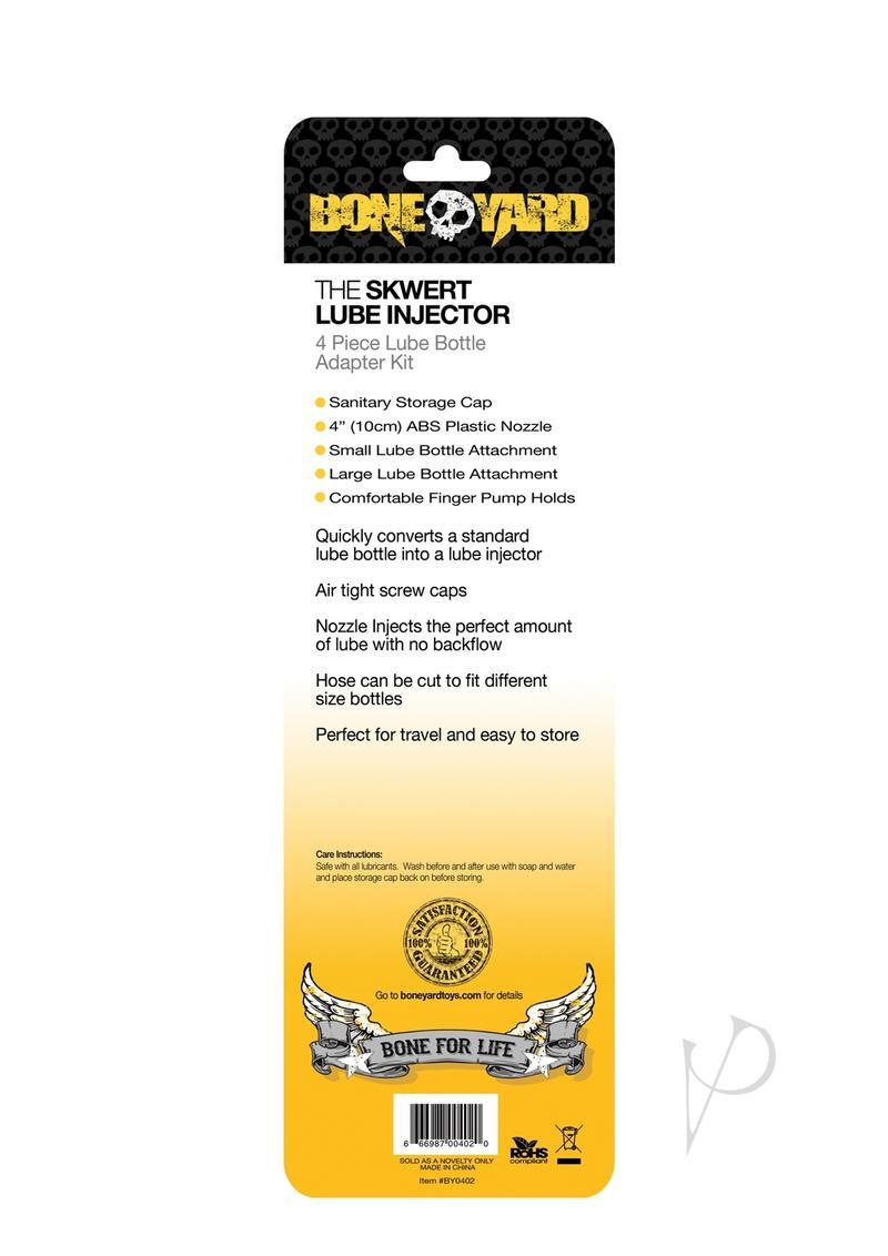 Bone Yard Skwert Lube Injector