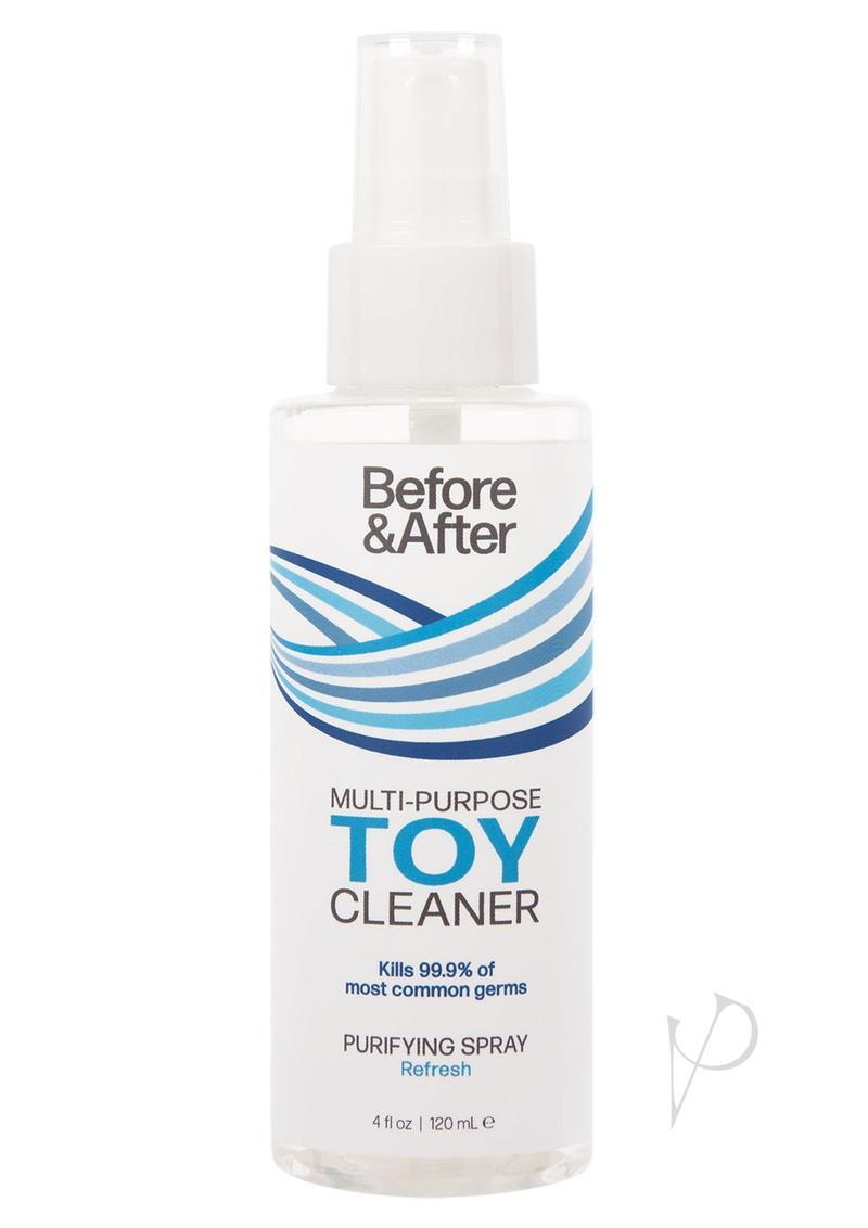 Before And After Toy Cleaner 4oz