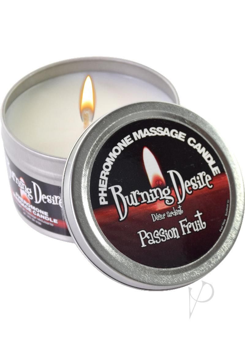 Burning Desire Candle W/pheromones
