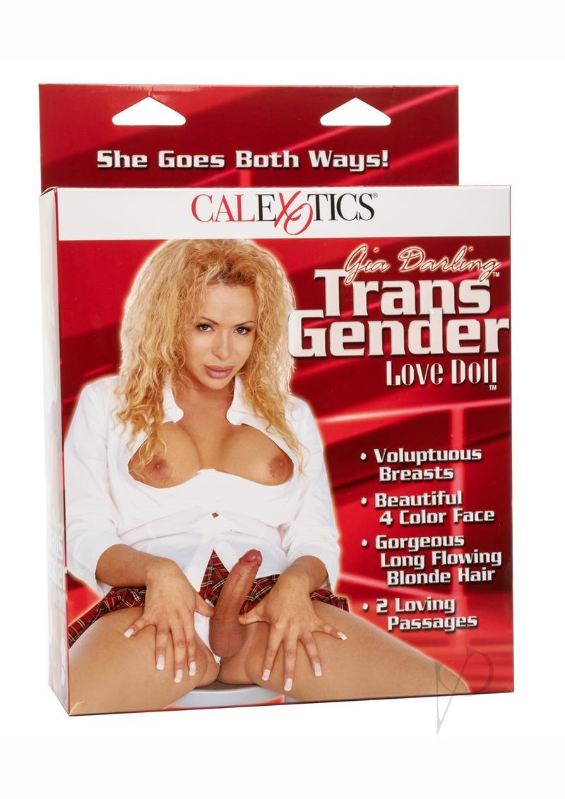 Gia Darling Transexual Doll